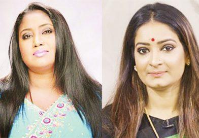 সঙ্গীতশিল্পী বেবী নাজনীন ও বিএনপি নেত্রী নিপুন রায় আটক