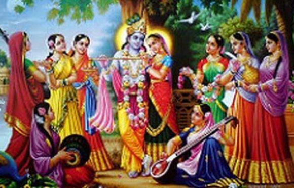 গৌরীপুরে ৫৬ প্রহর ব্যাপী তারকব্রহ্ম মহানান যজ্ঞানুষ্ঠান ও অষ্টকালীন লীলা কীর্তন উদযাপন