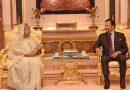 রোহিঙ্গা সংকটের স্থায়ী সমাধান চান ব্রুনাইয়ের সুলতান